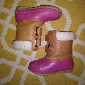 ❄Toddler insulated snow boots❄☃
